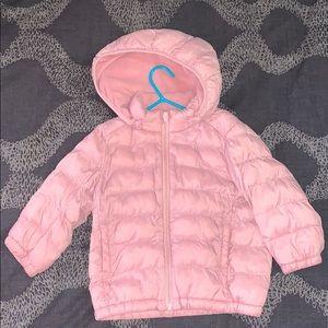 Uniqlo 18-24 mo winter coat